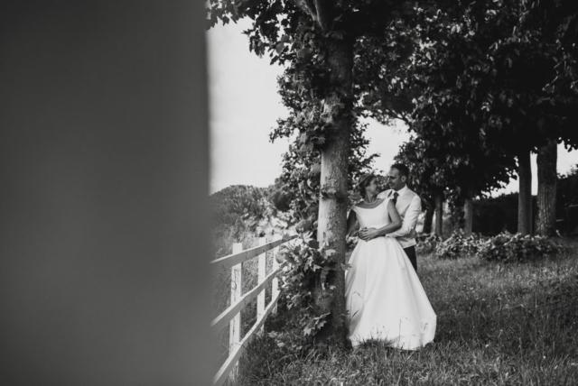 l'amore degli sposi
