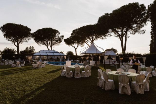 Matrimonio Villa Fonte Nuova