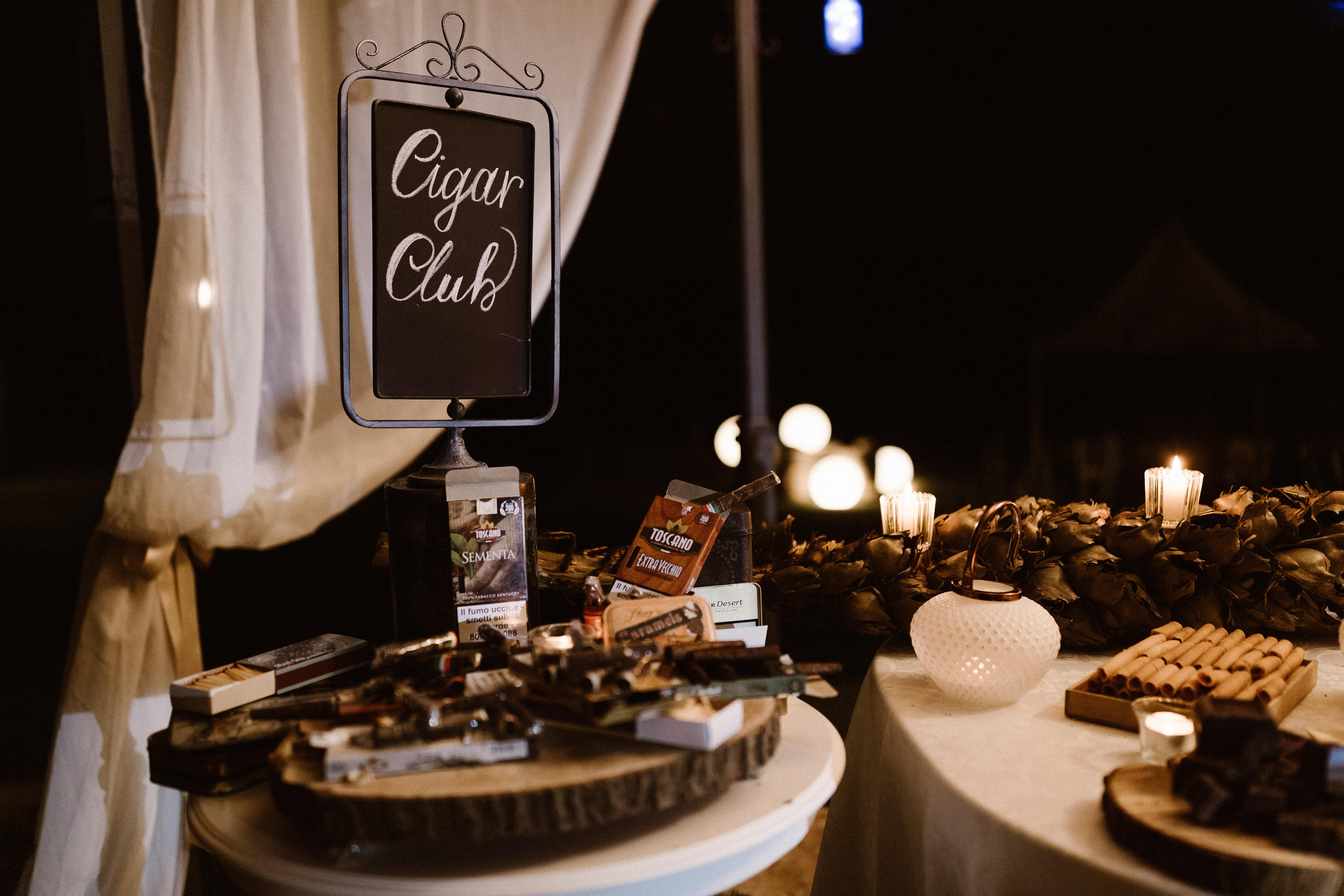 Rum, sigari e Cioccolata