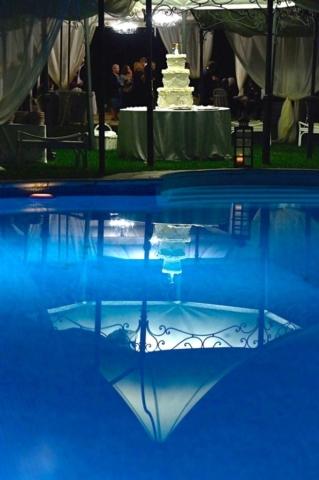 Lo specchio della nostra piscina