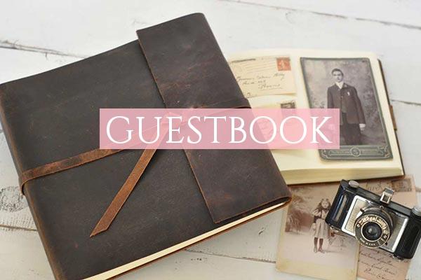 I nostri Guest Book