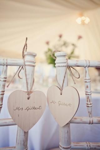allestimenti personalizzati per i nostri sposi
