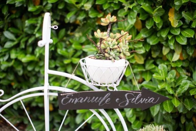 Il matrimonio di Emanuele e Silvia