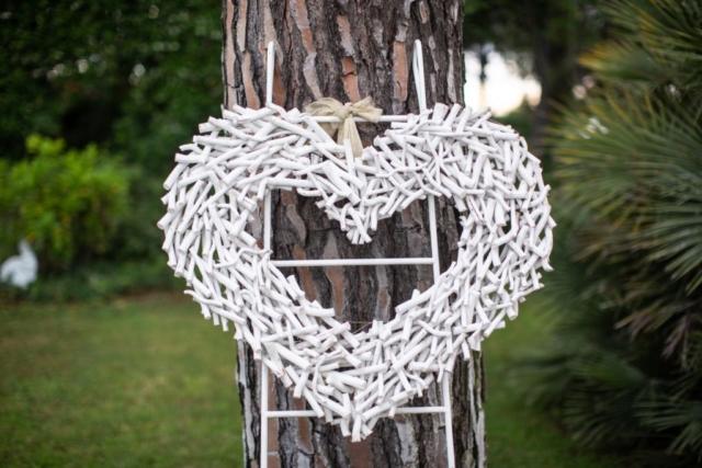 Il cuore simbolo di amore